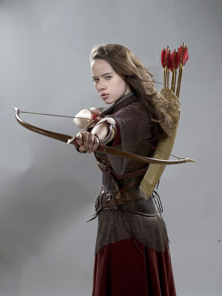 Anna Popplewell As Susan Pevensie - The Chronicles Of -2563