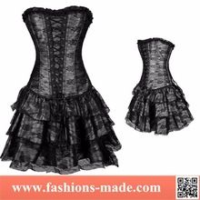 Vintage medieval costumes Black Body Slimming Corset Best Buy follow this link http://shopingayo.space