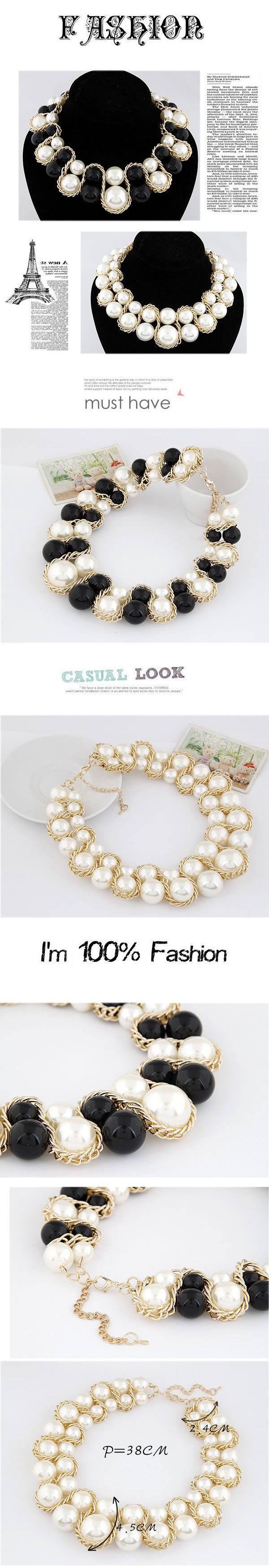 Big Pearls Weave Design. Just my favorite.