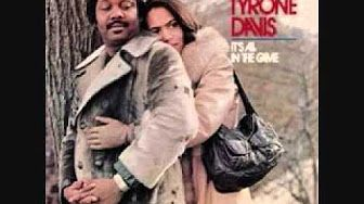 Tyrone Davis - What Goes Up (Must Come Down) - YouTube