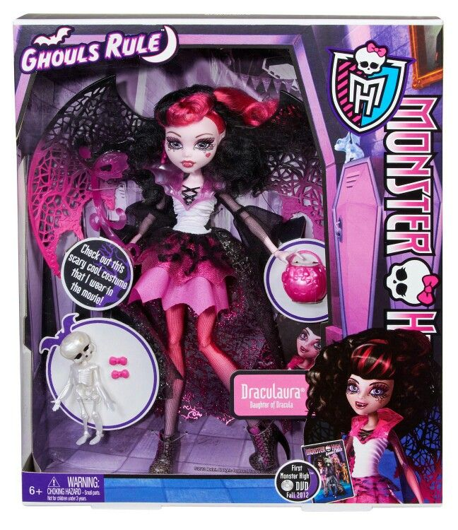 59 Best Monster High Draculaura Images On Pinterest Monster High