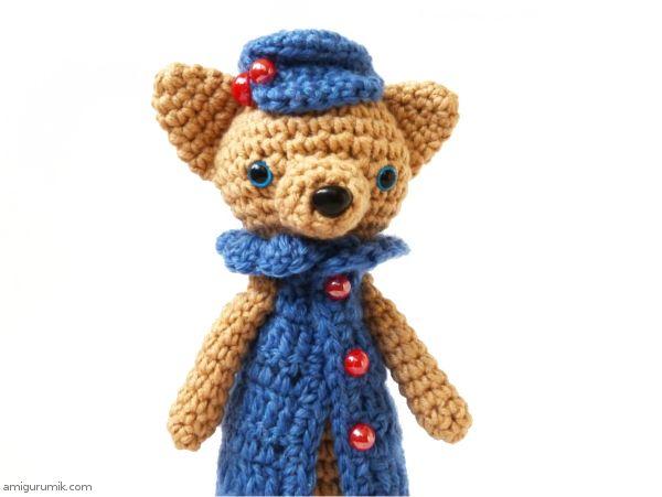 Amigurumi Russian Doll Pattern : Best patrones de amigurumi rusos images free