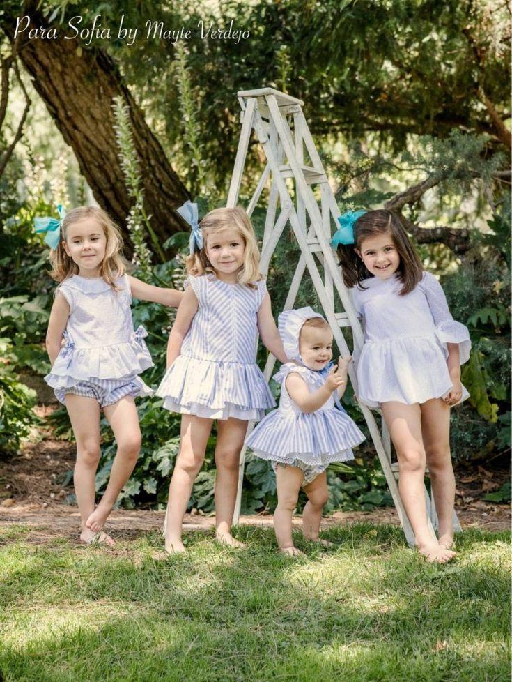 para sofia coleccion dulcinea http://www.estoyradiante.com/2015/02/para-sofia-moda-infantil-para-ninas-primavera-verano-2015/ moda infantil