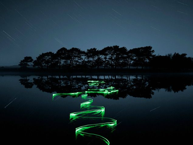 Light Trail Photographs by Joel James Devlin