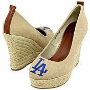 Los Angeles Dodgers Groupie Wedge Espadrille - MLB.com Shop