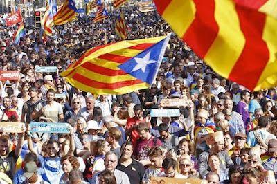 Tabarnia: secesión matrioska. Tabarnia es un chiste, sí, pero uno bueno, porque demuestra que es imposible defender la independencia sin pasar por el nacionalismo. Jorge Galindo | El País, 2017-12-29 https://elpais.com/elpais/2017/12/28/opinion/1514471646_312539.html