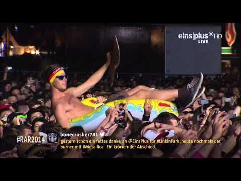 Metallica - RaR - Rock am Ring - 2014 - HD - YouTube
