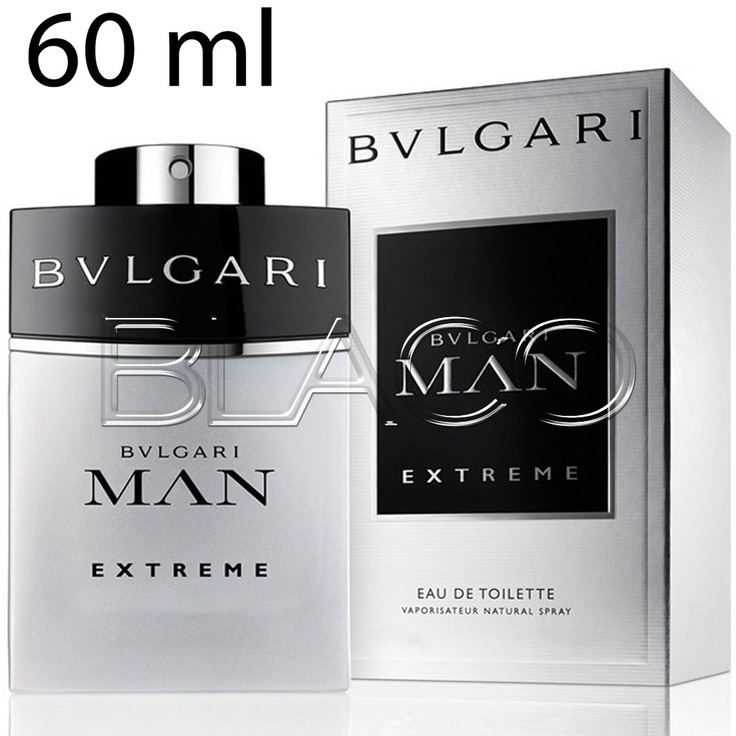 Bulgari Extreme 60ml Uomo