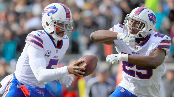 Playoff loss to Jaguars should end Tyrod Taylor era in Buffalo