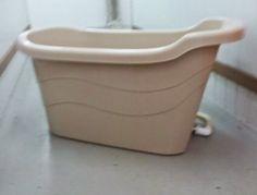 Julie's Bathtub - Enjoy Your Bath With Portable Bathtub: Portable bath tub with drainage pipe . $300 w/o drain $250