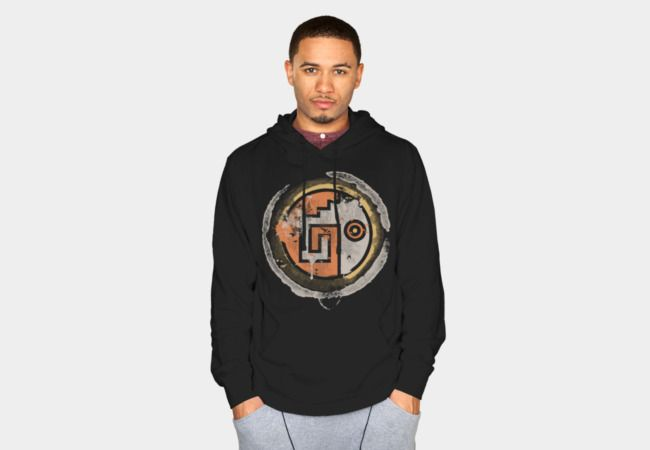 Good Vibes - Flying Birds Abstract Geometry Sweatshirt - Design By Humans