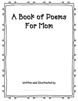 poetry booklet template - 17 best ideas about table of contents template on