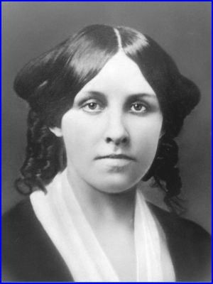 Louisa May Alcott. Little Women, Little Men, Cousins, Jo's Boys, Jack and Jill! When I first discovered the love of reading, as a child