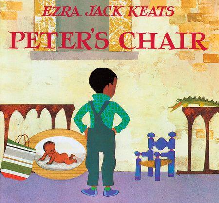 Peter's Chair   Ezra Jack Keats   Penguin Random House   ISBN: 9780670061907