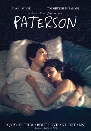 Paterson for Rent, & Other New Releases on DVD at Redbox
