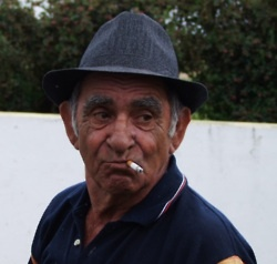 Azores faces - I see where I get my nose from! :)