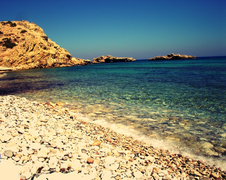 Island of Gavdos,the southest border of Greece and Europe... anemon-villas.gr