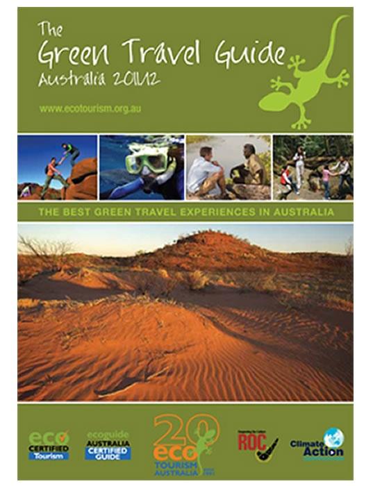 The Green Travel Guide - Australia