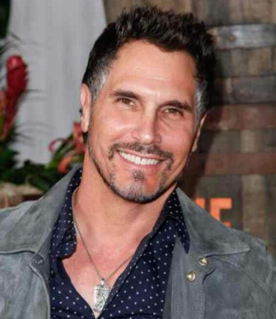 Good looking for an older guy | Don Diamont | Pinterest
