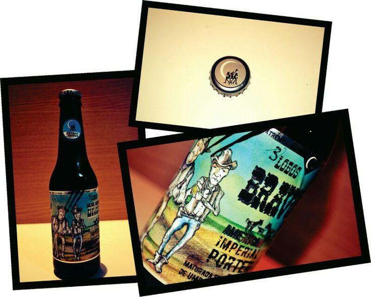 Cerveja 3 Lobos