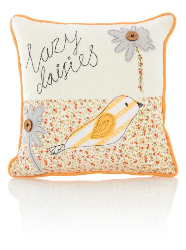 George Home Princes Trust Lazy Daisy Cushion - £5