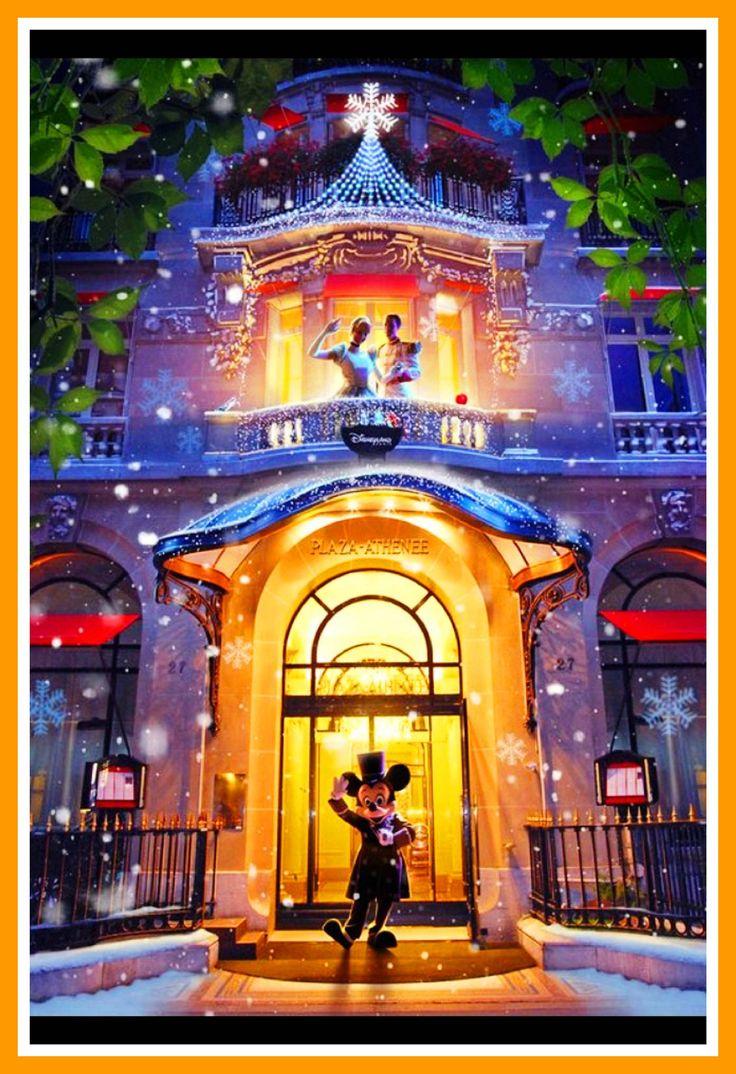 BUY 2, GET 1 FREE! Disneyland Christmas 319 Cross Stitch