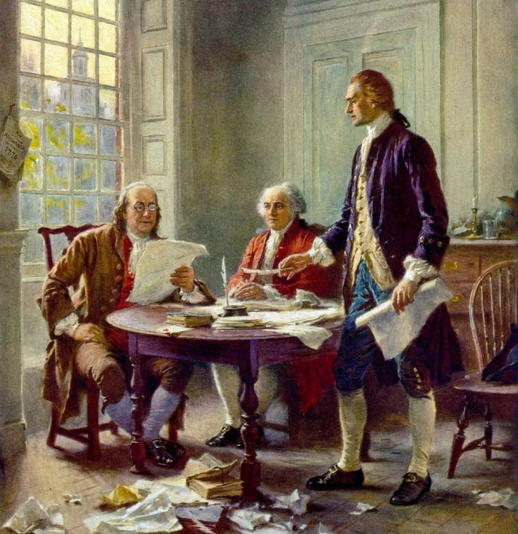 an overview of the declaration of independence and the foundation of america Francis d cogliano asks if american independence was inevitable   introduction the stamp act violent opposition liberties endangered.