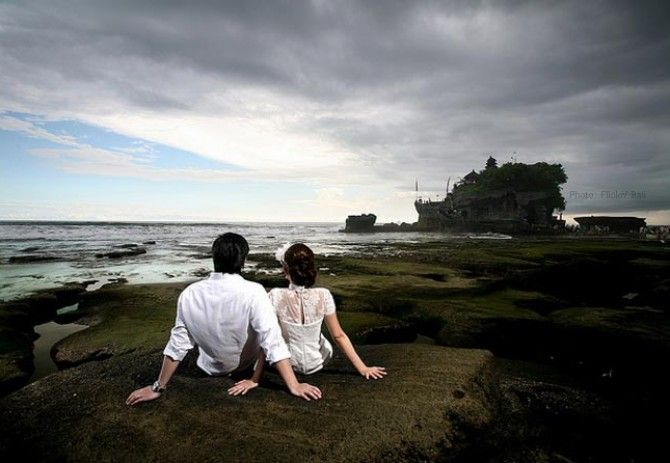 #Honeymoon in Bali, Indonesia - Romantic #Travel Guide