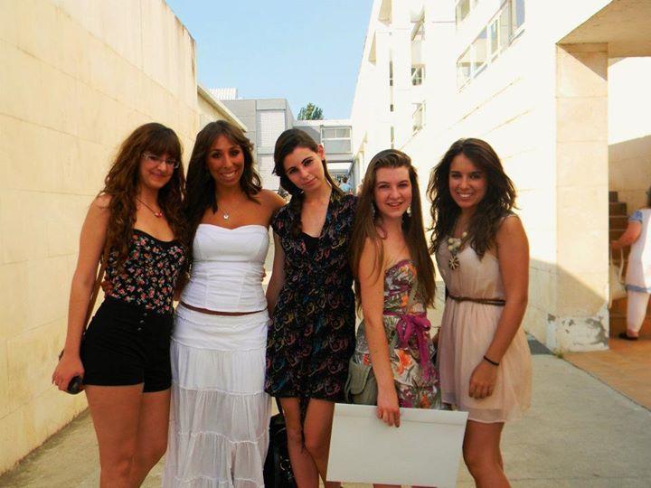 Graduació Batxillerat #2012