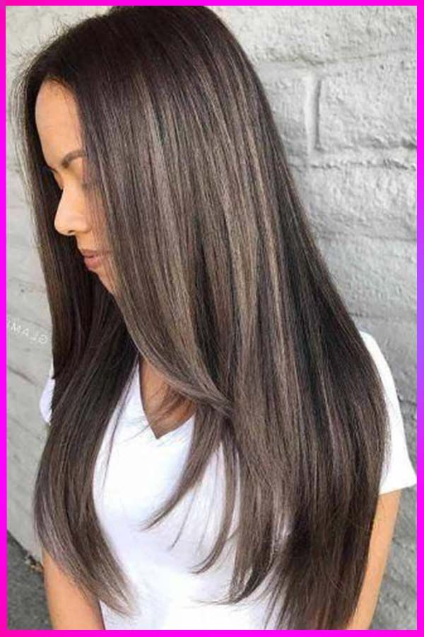 Beautifull Long Length Hairstyles And Hair Colors For Womens With Round Face In 2020 In 2020 Haircuts Straight Hair Long Layered Hair Long Straight Hair