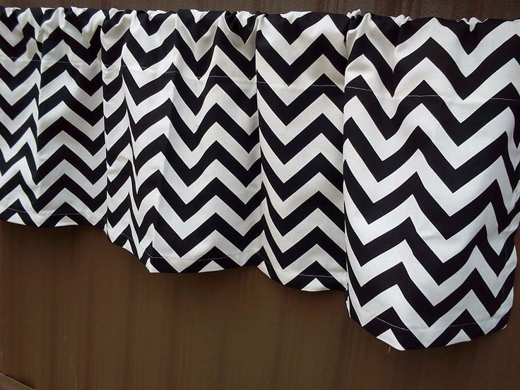 Find This Pin And More On Black And White Curtains.