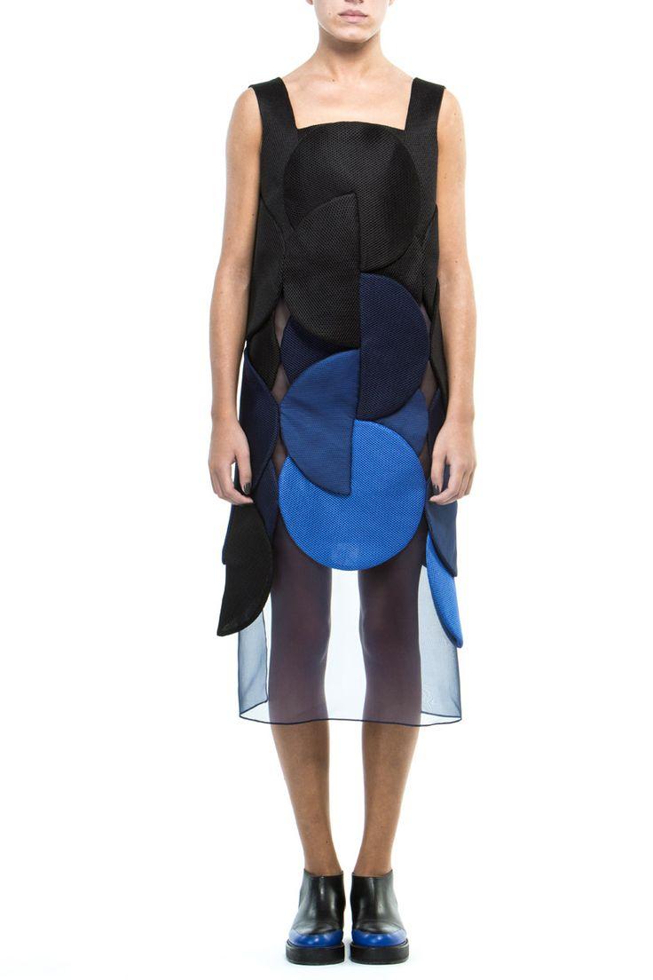 Geometric Dress | Atelier Kikala | Shop | NOT JUST A LABEL