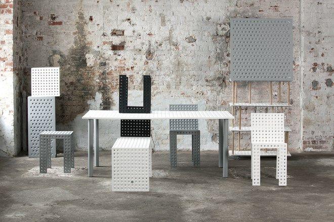 3+ Chair / designed and produced by: Zieta Prozessdesign / www.zieta.pl/