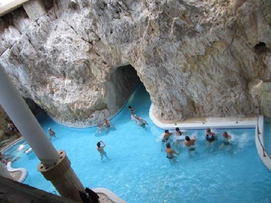 **Cave Bath of Miskolc Tapolca - Miskolc, Hungary