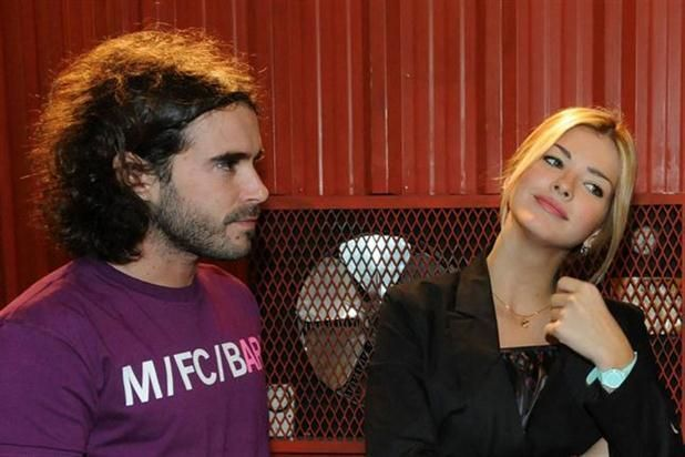 Nico Cabré y la China Suárez fueron papás: la beba se llama Rufina - Nicolás Cabré - Personajes.tv