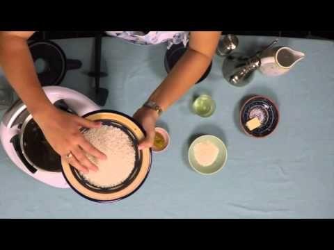 Risotto met parmezaanse kaas - Kookrevolutie