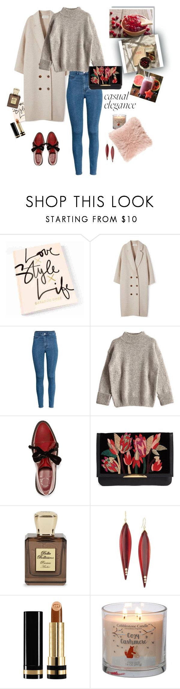 """""""Untitled #244"""" by kalashnikovanataly on Polyvore featuring Marc by Marc Jacobs, Lizzie Fortunato, Bella Bellissima, Mark Davis, Gucci and Surya"""