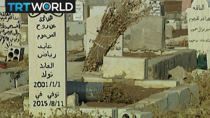 The War in Syria: Lebanese cemeteries close doors to Syrians