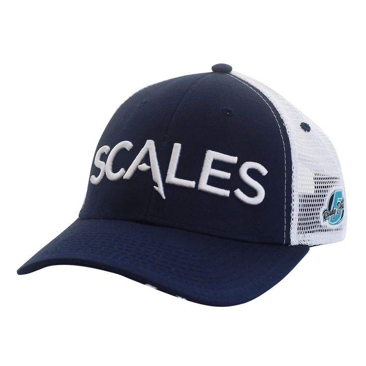 Randy Howell Trucker Hat    Journey with us. Shop #SCALES #Fishing apparel at scalesgear.com