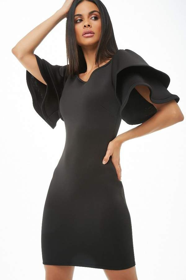 f946d334ab The sleeves on this dress are amazing