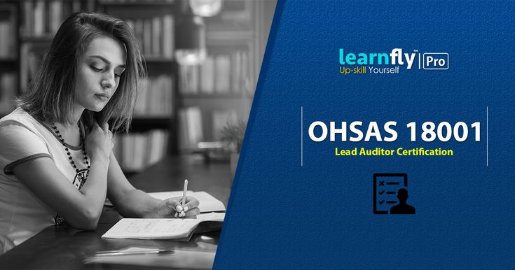 OHSAS 18001 Lead Auditor training enables you to develop the necessary expertise to perform an Occupational Health and Safety Management System (OHSMS) audit by applying widely recognized audit principles, procedures and techniques  Call us now and speak with our subject matter experts at  US +1 855 682 682 UK +44 0800 086 9891