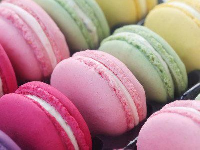 Rezept: Macarons