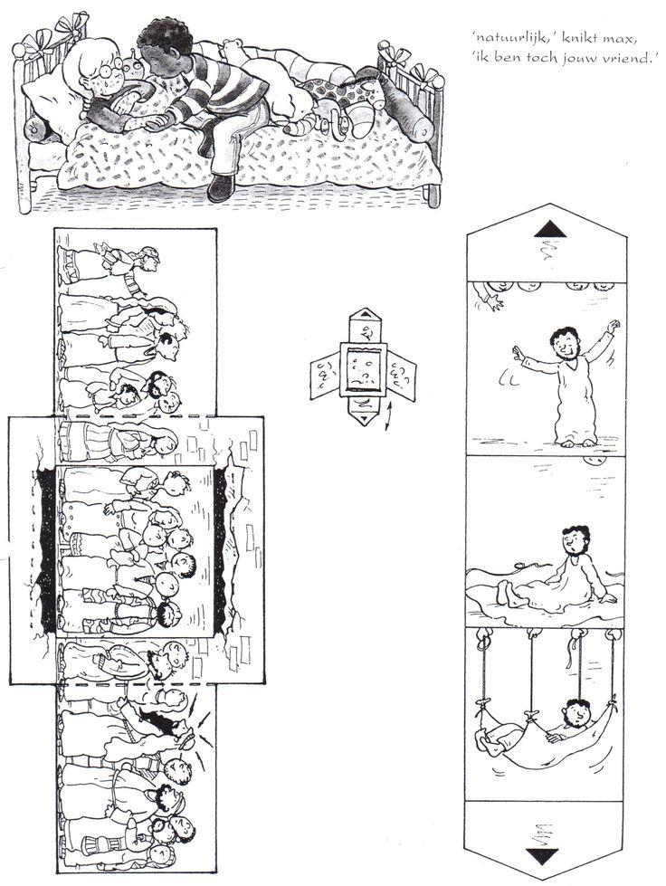 historia de la curación del paralítico