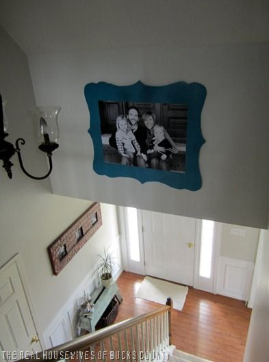 Awesome... Super cheap way to display LARGE images.