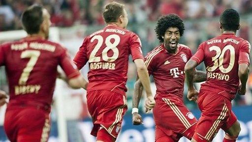 Bundesliga: 2. Spieltag:  Bayern fertig Stuttgart ab