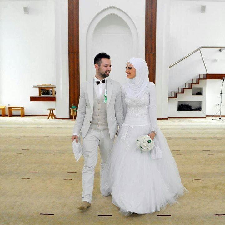 Muslim wedding May Allah bless the couple