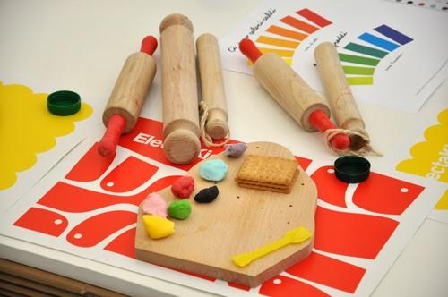 YB workshop for Electa Kids