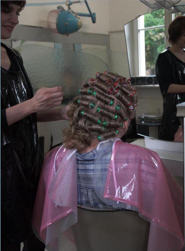 petit bigoudis deroulage  Hair Rollers  Lockenwickler