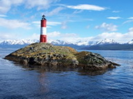 El faro de ushuaia phares pinterest phare et peinture for Peinture ushuaia