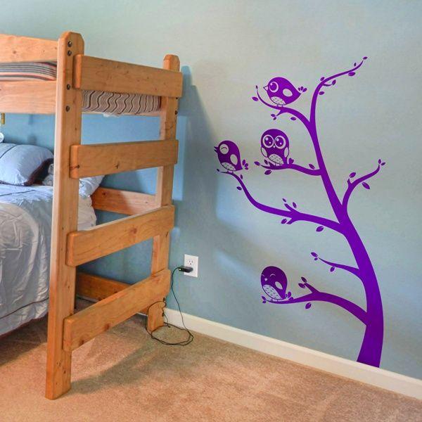 Vinilos Infantiles Para Paredes, descubre nuestros mejores diseños en decoración infantil y haz que la habitación de los más pequeños sea un lugar divertido y alegre http://www.papelpintadoonline.com/es/79-vinilos-decorativos-infantiles